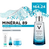 Minéral 89 Hydrating Set Hyaluronic Acid