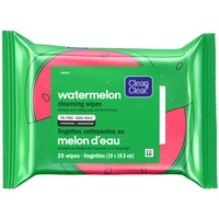 Watermelon Face Cleansing Makeup Remover Wipes